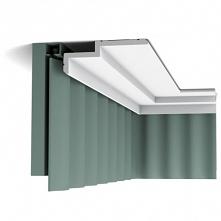 Uniwersalna sztukateria dekoracyjna firmy Orac Decor C391 - STEPS w bardzo nowoczesnej stylistyce. C391 Orac to profil, który możemy użyć jako element oświetlenia LED. To design...
