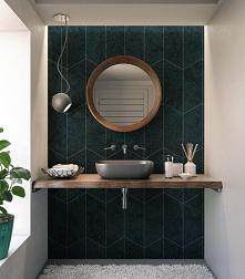 #łazienka #symetria #dom