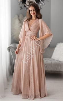 Fenomenalna sukienka wieczo...
