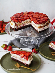 Proste #ciasto torcik #tira...