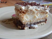 Przepyszne ciasto o smaku b...