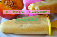 Lody Brzoskiwniowo Bananowe...