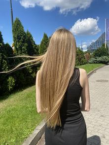 Sombre Tropical na włosach ...
