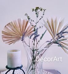 Dekoracja, papierowa imitac...