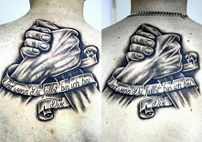 Tatuaż dla dwojga (np. Dla ...