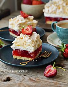 Ciasto Truskawkowa Chmurka ...