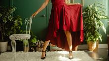 Czerwona sukienka - jakie b...