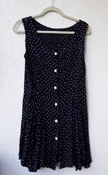 Sukienka w groszki rozmiar ...