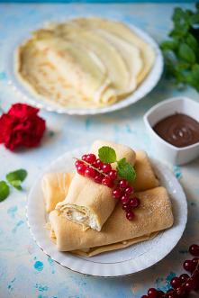 Najlepsze naleśniki z serem
