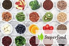 Superfood – lista 10 najlepszych
