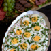 Jajka w wiosennym sosie