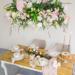 dekoracje wielkanocnego sto...