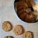 Ciasteczka owsiane ze słonecznikiem