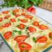 Zapiekanka z makaronem i pomidorkami #pasta #makaron #obiad