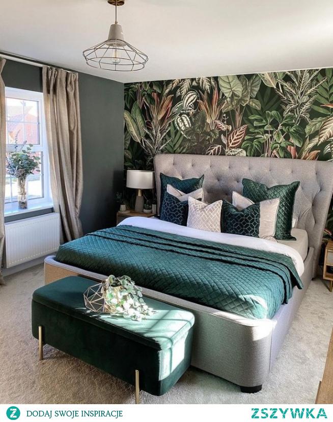 Sypialnia#Bedroom#wallpaper