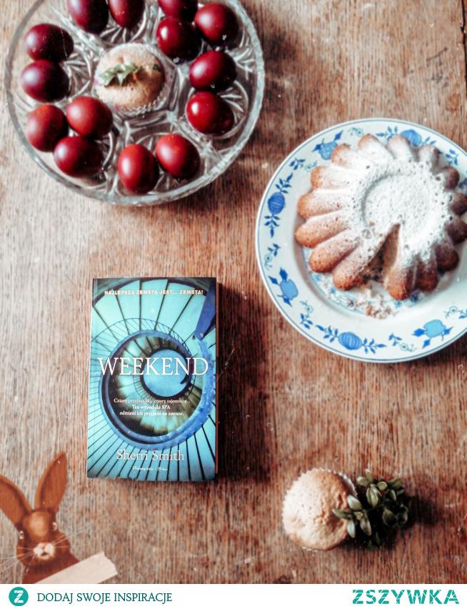 """Czytaliście już książkę """"Weekend""""? Zapraszamy na Instagram sisters_as_books :)"""