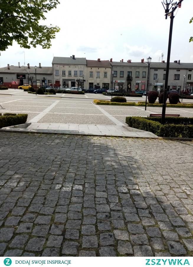 Rynek w Krzepicach