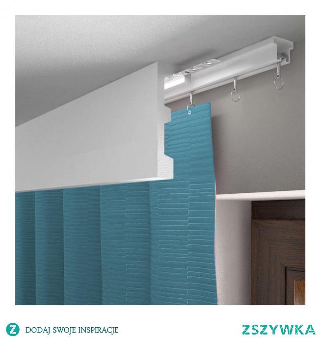 Szyna karniszowa sufitowa o symbolu ZD-150 Creativa. Funkcjonalne i profesjonalne nowoczesne szyny do firan w białym kolorze. Szyna karniszowa jednotorowa producenta Creativa ZD-150 wykonana z aluminium o długości 150 cm. Szyny karniszowe aluminiowe montujemy na suficie lub na ścianie za pomocą specjalnych uchwytów. ZD-150 posiada taki kształt, że uchwyty stają się niezauważalne.
