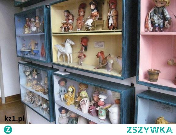 Muzeum Kinematografii w Łodzi - miejsce narodzin wielu bajek dla dzieci.