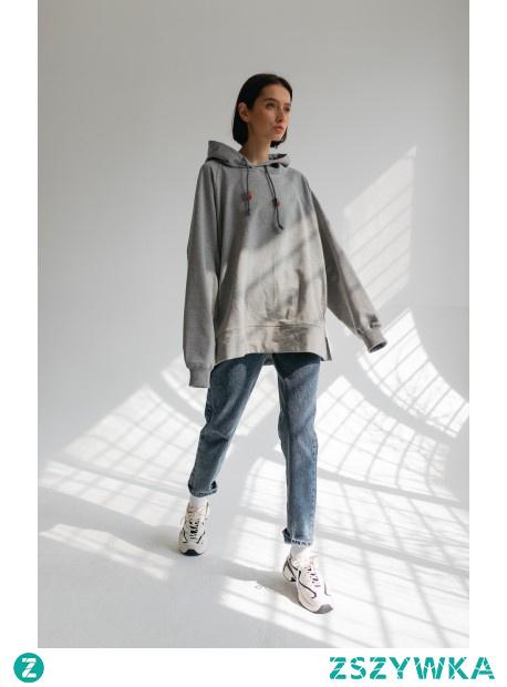 Bluzy oversize - różne kolory. Cała oferta dostępa na stronie modish.pl