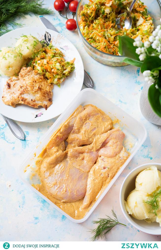 Najlepsza marynata do kurczaka