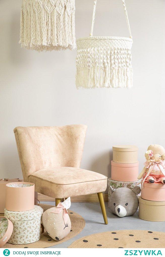 dekoracyjne lampy ręcznie robione w stylu boho meble-woskowane.com.pl