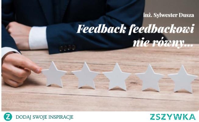 Zastanawiasz się pewnie, dlaczego feedback jest ważny? Dzięki niemu możesz pozytywnie i negatywnie wpływać na innych i na ich wykonywaną pracę. Dowiedz się jak w naszym artykule