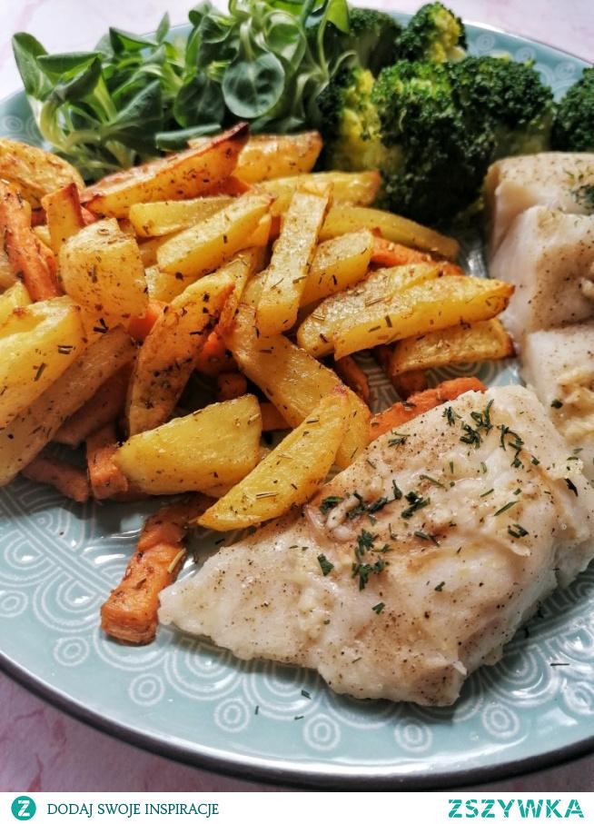 Pyszny przepis na dietetyczną rybę !