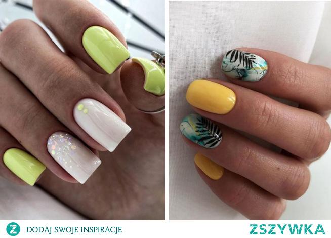 Jakie paznokcie wybrać na lato? Sprawdźcie nasze inspiracje na manicure na wakacje 2021!