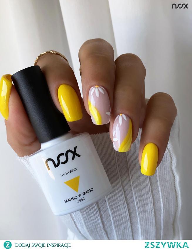 Mango w Tango to iście słoneczny odcień, który doskonale uzupełni każdą stylizację paznokci na lato! Nie wierzysz? Sprawdź sama!
