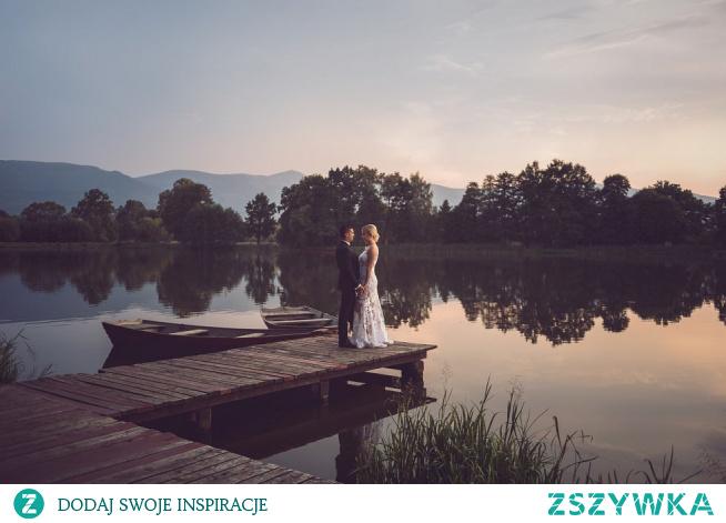 Sesja plenerowa – Simona & Kamil | Park Bukowiec