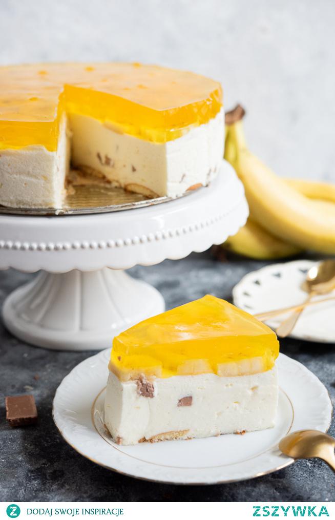 Bananowiec ciasto