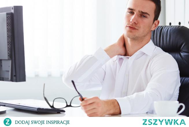Ustawienie monitora względem okna, oczu, dopasowanie biurka, wysokości krzesła - te elemnty wpłyną na postawę podczas pracy czy nauki przy komputerze!