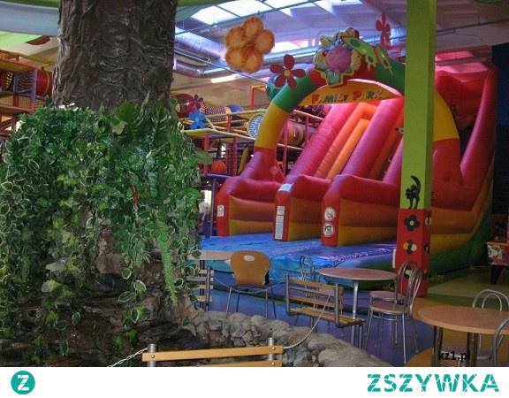 Family Park w Bydgoszczy - super miejsce na niepogodę oraz na zabawę przez cały rok.