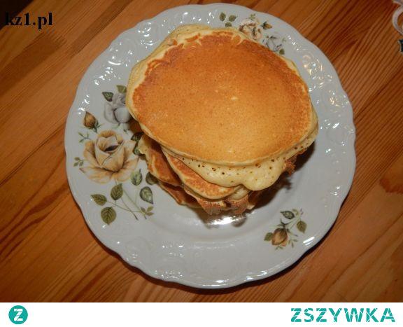 Pancakesy - przepis na amerykańskie naleśniki.