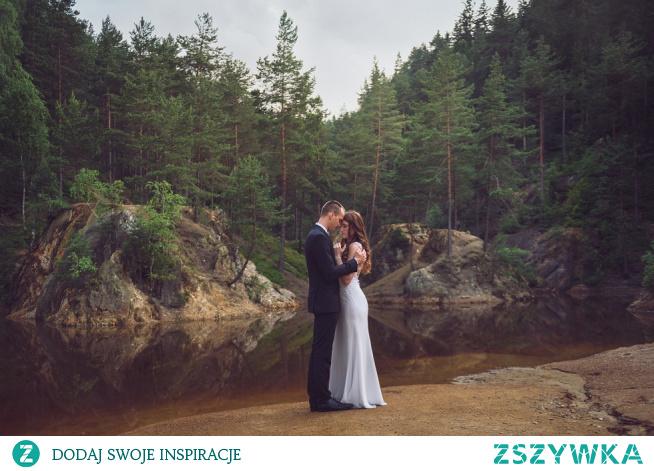 Sesja ślubna – Kasia & Wojtek | Kolorowe Jeziorka