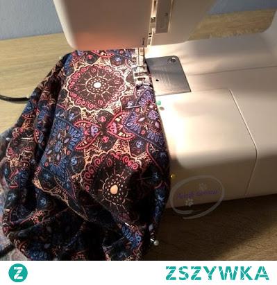 Za krótka sukienka? Nie wyrzucaj jej - możesz przerobić ubranie na dwuczęściowy komplet spódniczka+top!  Instrukcje na przerabianie ubrań znajdziesz na blogu DIY Adzik-tworzy.pl