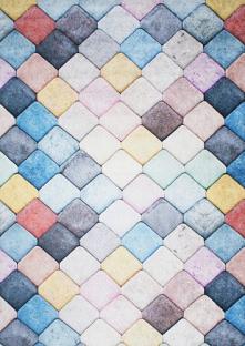 Antypoślizgowy dywan Simo w...