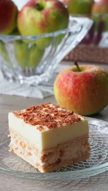 Ciasto karmelowe jabłuszko ...