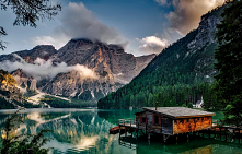 Alpy, Włochy   autor: David...