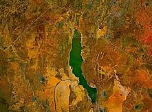 Jezioro Turkana - Afryka.