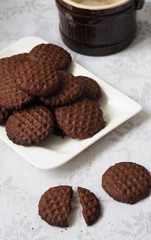 Ciasteczka czekoladowe. Pys...