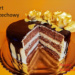 Urodzinowy   tort orzechowy