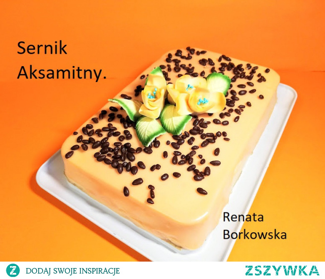 Sernik   aksamitny