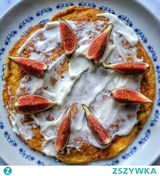 Fit Omlet z Figami :) Przepis