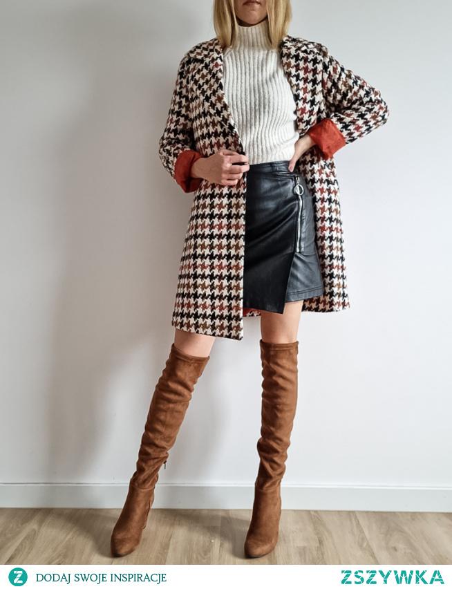 Płaszcz dostępny na Vinted: zalukaj123  #płaszcz #moda #ootd #fashion#zakupy
