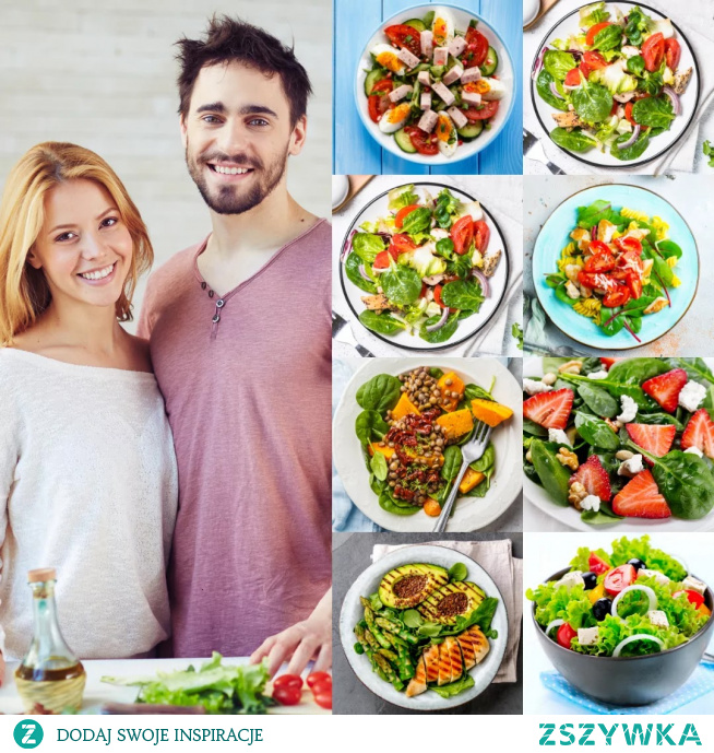 Dieta dla PAR odchudzanie we dwoje