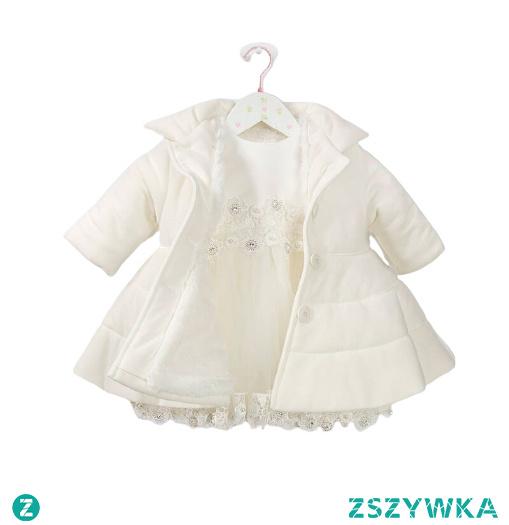 Biały komplet do chrztu dla dziewczynki to najpopularniejszy produkt z oferty sklepu internetowego Stylowy Chrzest. Sprawdź także inne propozycje.