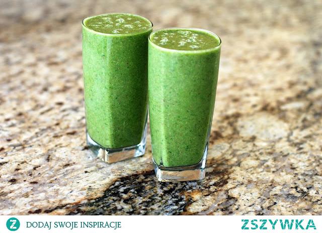 Koktajl spalający tłuszcz   Koktajl z kiwi, sokiem pomarańczowym i imbirem WARTOŚCI ODŻYWCZE:  Energia: 304 kcal Białko: 4 g Tłuszcz: 10 g Węglowodany: 50 g SKŁADNIKI: Kiwi - 3,5 sztuki (250 g) Sok pomarańczowy - 1 szklanka (220 g) Oliwa z oliwek - 1 łyżka (8 g) Imbir suszony - 2 szczypty (1 g) Mięta - 1 liść (4 g) SPOSÓB PRZYGOTOWANIA:  1. Kiwi umyj, obierz i pokrój. 2. Dolej do kiwi soku. 3. Dodaj imbir. 4. Wszystkie składniki zmiksuj ze sobą do uzyskania jednolitej konsystencji. 5. Całość udekoruj listkami mięty.