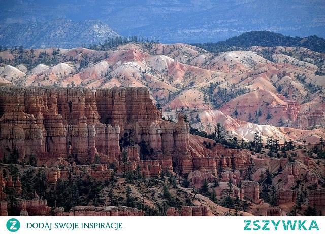 Kanion Bryce w Stanach Zjednoczonych - charakterysstyka.